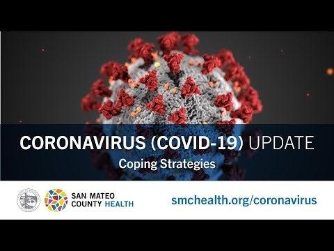 Coronavirus Coping Strategies