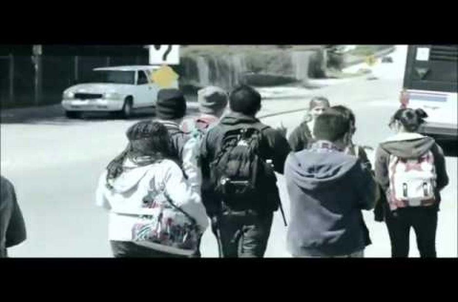Teens Making A Change Walkability Audit
